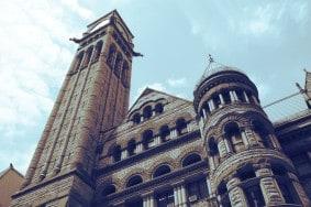 Old City Hall Courthouse Toronto
