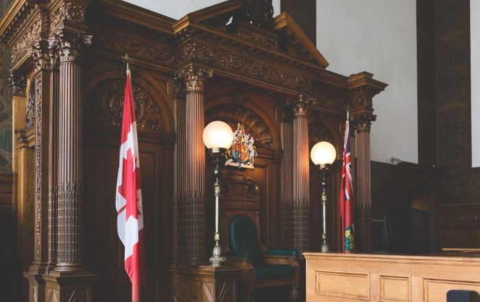 Bill C75 Jury Peremptory