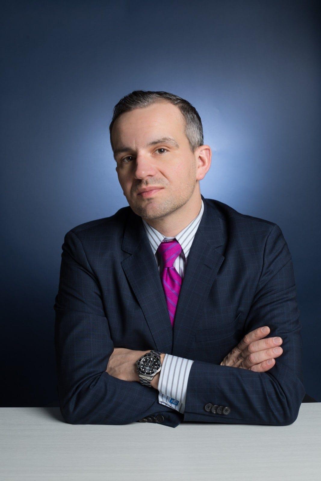 Sean Robichaud, Lead Counsel