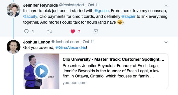 jennifer reynolds scansnap clio