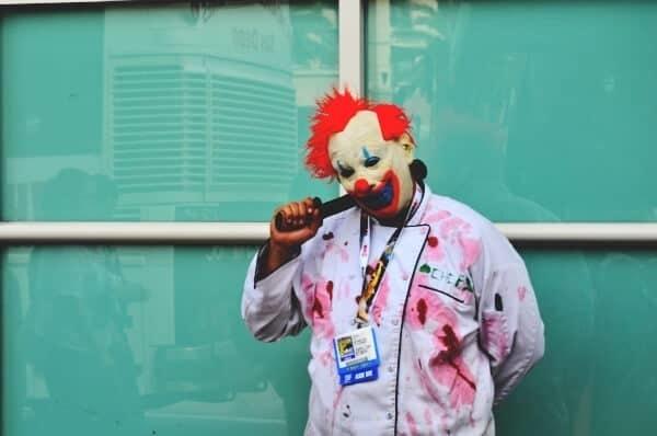 Download Free Hugs Clown Costume Gif