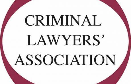 criminal lawyers' association CLA