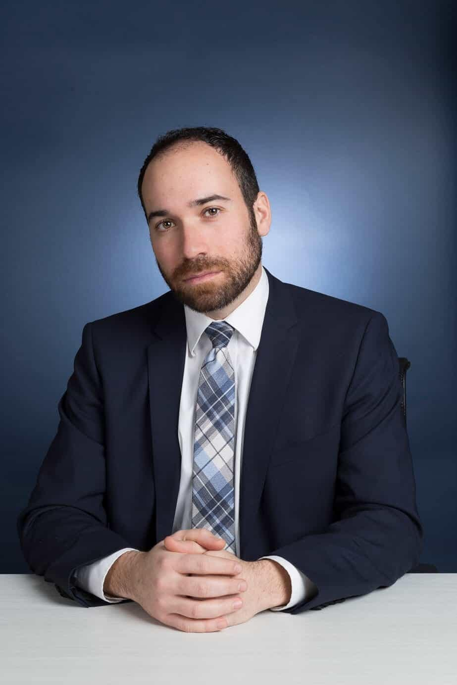 Jordan Gold, Associate Lawyer